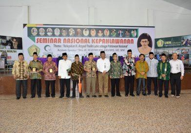 Seminar Nasional Kepahlawanan