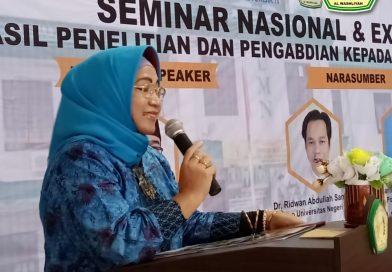 Seminar nasional dan expo hasil penelitian dan pengabdian kepada masyarakat