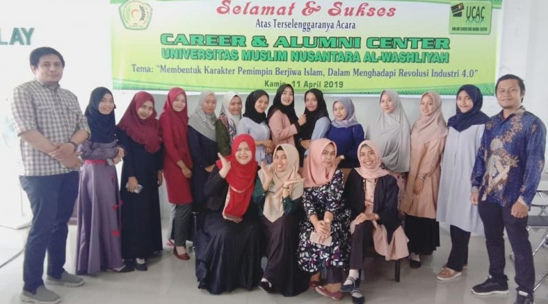 Career & Alumni Center Universitas Muslim Nusantara Al Washliyah