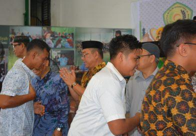 Halal Bi Halal Universitas Muslim Nusantara