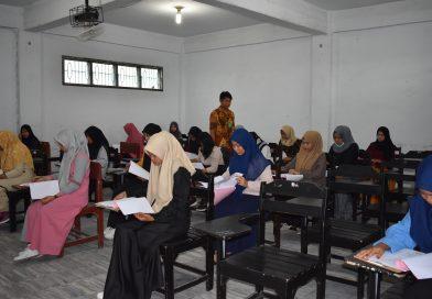 Gelombang ke – 2 Ujian Seleksi Penerimaan Mahasiswa Baru T.A 2019-2020