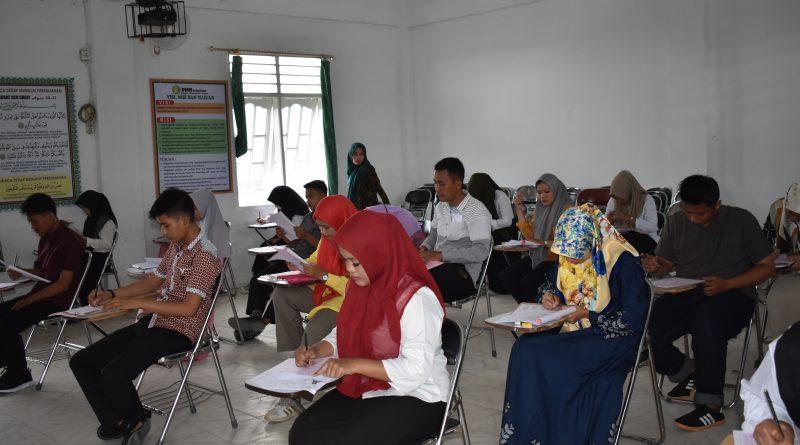 Gelombang ke – 3 Ujian Seleksi Penerimaan Mahasiswa Baru T.A 2019-2020 UMN Al Washliyah