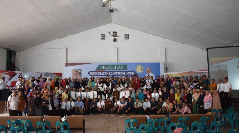 Pelatihan Peningkatan Kompetensi Dosen Kerjasama Universitas Muslim Nusantara Al Washliyah