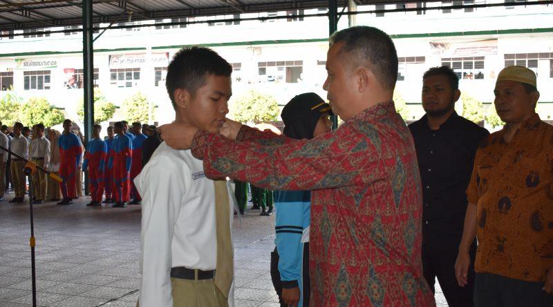 Perlombaan LKBB Paskibra Se-Kota Medan UMN Al Washliyah 2019