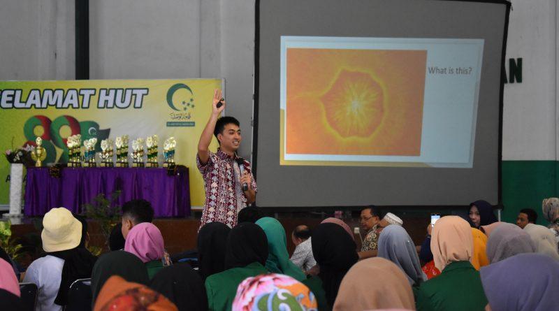 International Seminar & The 3rd English Competition UMN Al Washliyah