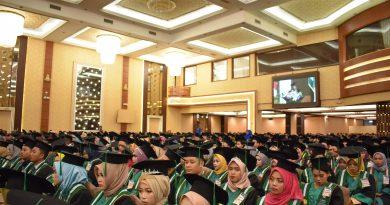 Wisuda Sarjana dan Magister UMN Al Washliyah Periode Februari 2020