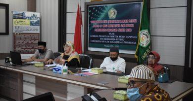 UMN Al Washliyah Kembangkan Model KKN Mandiri Belajar Peduli Covid-19